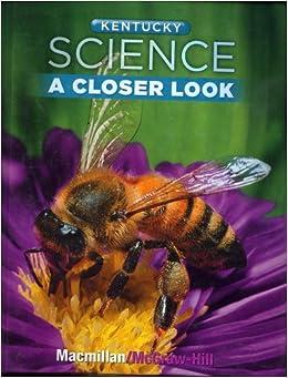 Science A Closer Look Macmillan Textbook Grade 2 Dr Jay K Hackett 9780022870669 Amazoncom