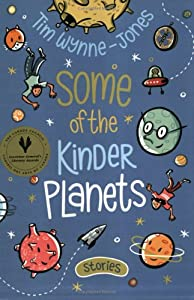 "Cover of ""Some of the Kinder Planets"""