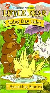 Amazoncom Little Bear  Rainy Day Tales VHS Kristin