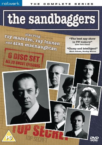 The Sandbaggers: The Complete Series [UK Import, keine Untertitel]
