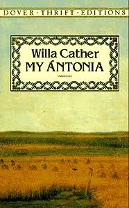 "Cover of ""My Ántonia (Dover Thrift Editio..."