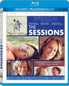 The Sessions [Blu-ray] starring John Hawkes and Helen Hunt