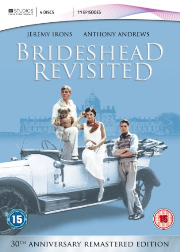 Brideshead Revisited: The Complete Collection (30th Anniversary Remastered Edition) [DVD] [1981] [Import]