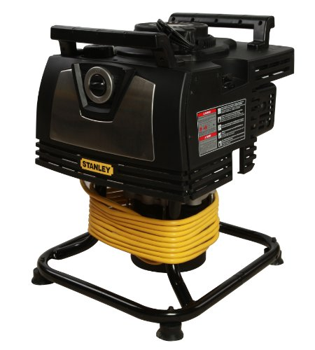 Stanley G2250S 2250-Watt 140cc 5 HP OHV Portable Gas Powered