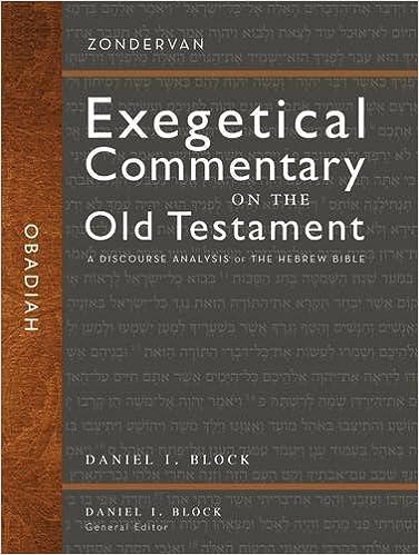 Daniel Block Obadiah Book Review