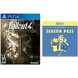 Fallout 4 Game + Season Pass - PlayStation 4 [Digital Code]