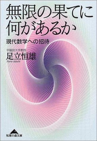 無限の果てに何があるか―現代数学への招待 (知恵の森文庫)