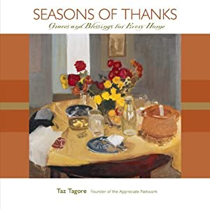"Cover of ""Seasons of Thanks: Graces and B..."