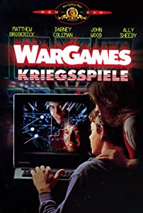 "Cover of ""WarGames [Region 2]"""