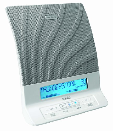 Homedics Relaxation Sound and White Noise Machine