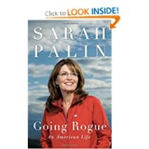 Going Rougue - An American Life by sarah Palin