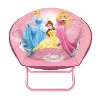 Disney Princess Toddler Saucer Chair   eHouseholds.com