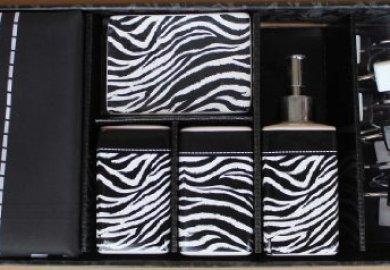 Zebra Print Room Decor Cheap