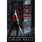 book cover for House Rules by Chloe Neill