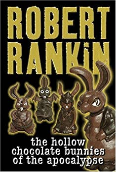 """Cover of """"The Hollow Chocolate Bunnies of..."""