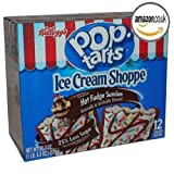 Kellogg's Pop-Tarts Toaster Pastries - Frosted Hot Fudge Sundae - 12 ct