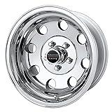 American Racing Baja (Series AR172) Polished - 15 X 10 Inch Wheel