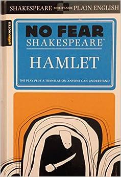 Amazoncom Hamlet No Fear Shakespeare 9781411400429