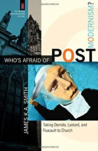 """Cover of """"Who's Afraid of Postmodernism?:..."""