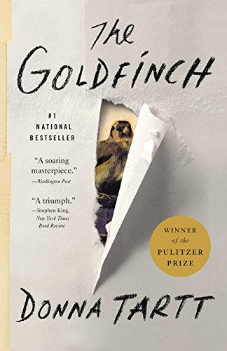 The Goldfinch: A Novel (Pulitzer Prize for...