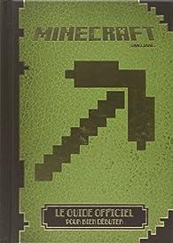 Comment Faire Un Livre Dans Minecraft : comment, faire, livre, minecraft, Minecraft, Guide, Officiel, Débuter, Babelio