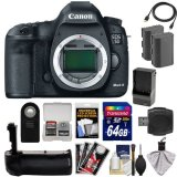 Canon-EOS-5D-Mark-III-Digital-SLR-Camera-Body-with-64GB-Card-2-Batteries-Charger-Grip-HDMI-Cable-Accessory-Kit