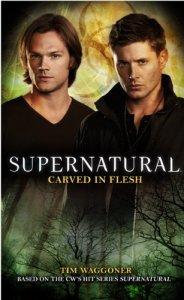 Supernatural: Carved in Flesh by Tim Waggoner, Mr. Media Interviews