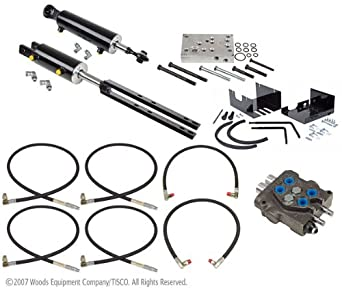 Amazon.com: HYDRAULIC CYLINDER KIT Ford 2000 2600 3000