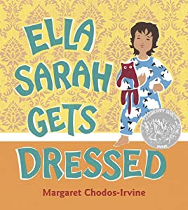"Cover of ""Ella Sarah Gets Dressed: Lap-Si..."