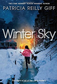 Winter Sky by Patricia Reilly Giff| wearewordnerds.com
