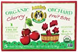 Annie's Homegrown Orchard Cherry Organic Fruit Bites, 3.15-Ounce (Pack of 4)