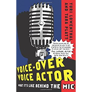 """Voice-Over Voice Actor"""