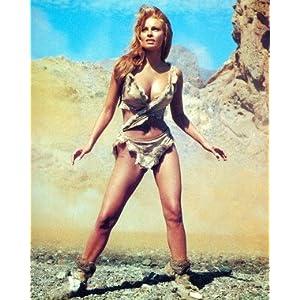 Raquel Welch stunning One Million Years BC 24x36 Poster Print