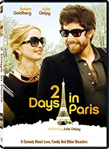 "Cover of ""Two Days in Paris"""