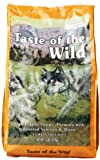 Taste of the Wild Grain-Free High Prairie Dry Dog Food for Puppy, 5-Pound Bag
