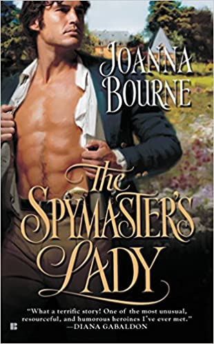 The Spymaster's Lady Book Cover