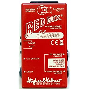Hughes&Kettner RED BOX Classic ダイレクトボックス