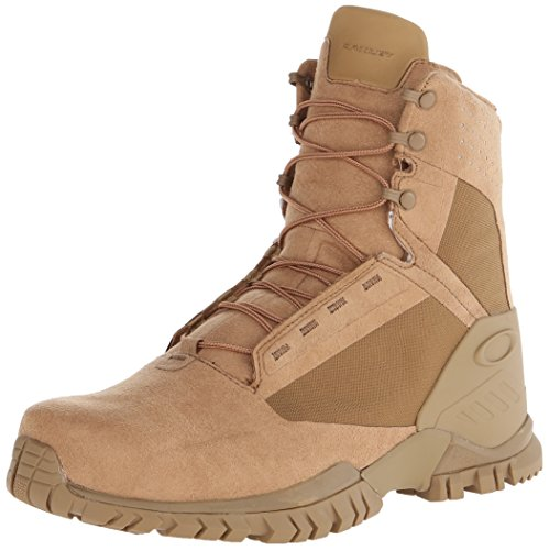 Oakley Men's SI 6 Military Boot, Coyote, 10 M US