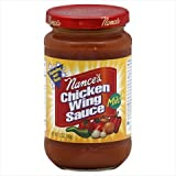 Sauce Chkn Wing Mild 12 OZ -Pack Of 6