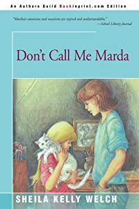 """Cover of """"Don't Call Me Marda"""""""