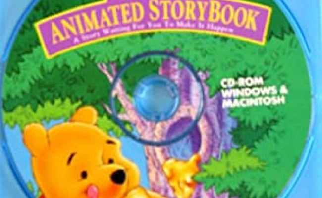 Amazon Disney S Animated Storybook Winnie The Pooh