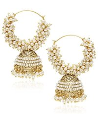 Indian Traditional Earrings For Girls