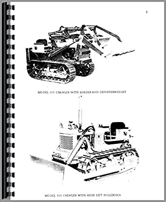 Case 310 Crawler Parts Manual: Amazon.com: Industrial
