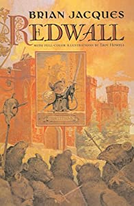 "Cover of ""Redwall (Turtleback School & Li..."
