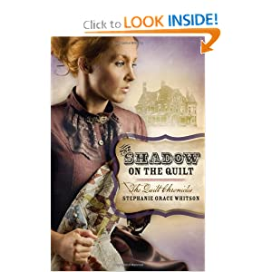 The Shadow on the Quilt (The Quilt Chronicles)