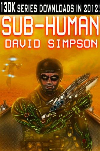 Sub-Human (Book 1) (Post-Human Prequel)