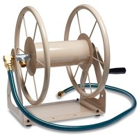 Garden Hose Reel Wall Mount Heavy Duty Lawn Irrigation ...
