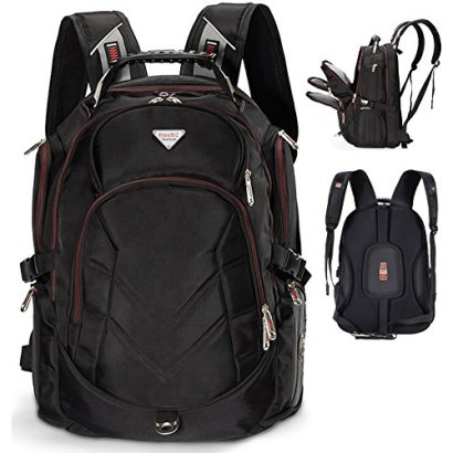 FreeBiz-184-Inches-Laptop-Backpack-Fits-up-to-18-Inch-Gaming-Laptops-for-Dell-Asus-MsiHp-Black