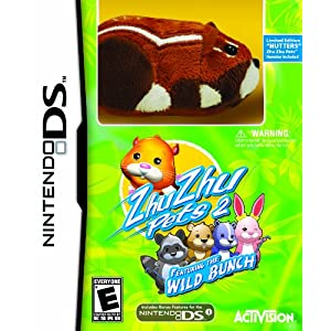 Zhu Zhu Pets 2: Wild Bunch with Zhu Zhu Hamster
