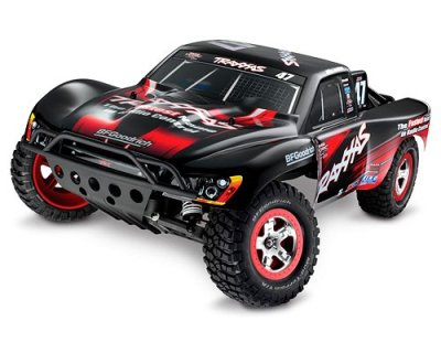 Traxxas-RTR-110-Slash-2WD-24GHZ-with-7-Cell-Battery-and-Charger-Styles-and-Colors-May-Vary